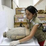 Argentina repatria 4,150 bienes culturales de historia de nuestro país