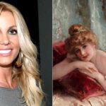 Britney Spears comparte pintura de artista huancavelicano (Instagram)