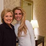 Britney Spears apoya a Hillary Clinton por Instagram
