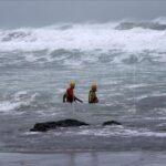 España: Sigue búsqueda de niño peruano arrastrado por el mar