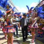 Bolivia: Carnaval durante cuatro días causaron 52 muertes