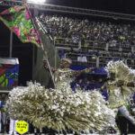 Mangueira la escuela de samba más popular vence en Carnaval de Río