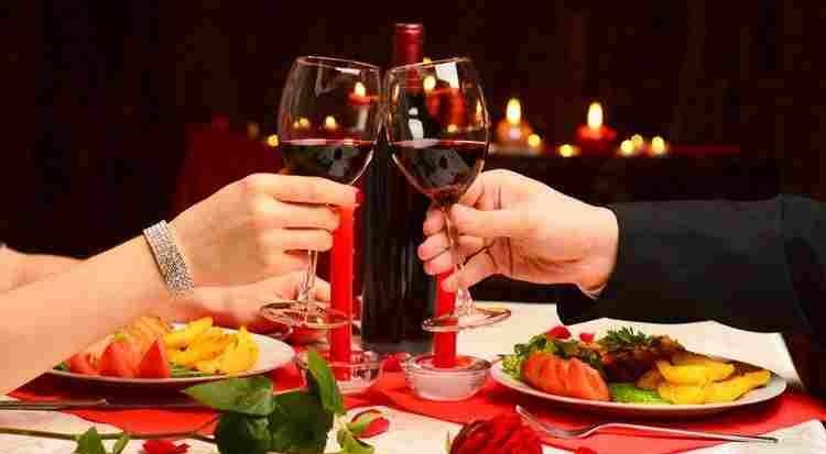 San valent n cinco consejos para la cena rom ntica for Platos para una cena romantica