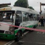 Cercado de Lima: Accidente en avenida Grau dejó un muerto