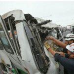 Lima: Fiscalía investiga accidente que dejó un muerto