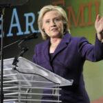 EEUU: Casa Blanca felicita a Hillary Clinton por su victoria en Iowa