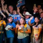 EEUU: Clinton difunde mensajes en español para captar el voto latino