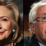 EEUU: Hillary Clinton le ganó a Bernie Sanders por solo 3 decimales