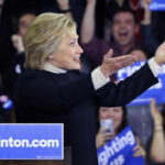 Hillary Clinton: Confía recuperarse con los votos hispanos y afroamericanos