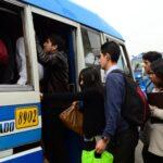 Manchay: Circula nuevamente transporte tradicional