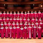 Coro Nacional de Niños del Perú en la Basílica de San Pedro