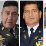 Ecuador: Correa nombra a nuevos jefes de las fuerzas armadas