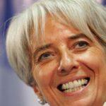 Christine Lagarde renovará su mandato como directora del FMI