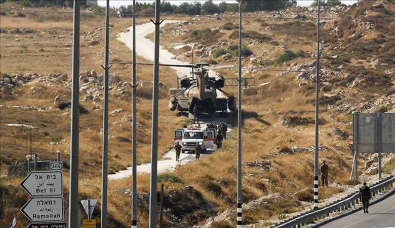 cruce territorio palestino