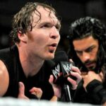 Brock Lesnar provoca pelea entre Dean Ambrose y Roman Reigns