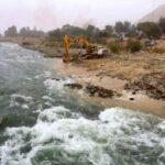 Carretera Central: Río Rímac se desborda a la altura del kilómetro 79