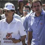 Rousseff encabeza movilización de FFAA contra el Aedes aegypti