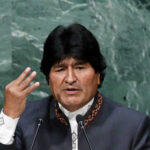 "Bolivia: Evo se queja de ""guerra sucia"" a 12 días del referendo"