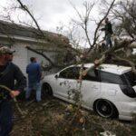 Estado de emergencia en noroeste de Florida tras tornado