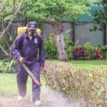 Zika: Municipalidad de Jesús María inicia fumigación de áreas verdes