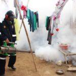 Chiclayo: Fumigan 7500 viviendas en Tumán por dengue
