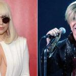 Lady Gaga se tatúa el rostro de David Bowie para los Grammy