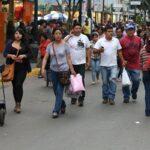 San Valentín: Emporio de Gamarra recibe 300,000 personas al día