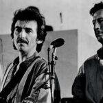 George Harrison estará en nuevo disco de Eric Clapton