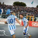 Gianluca Lapadula anota en empate del Pescara ante el Salernitana (VIDEO)