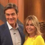 Gisela Valcárcel tuvo consulta con el verdadero Dr. TV