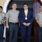 Surco: Jura nuevo Comité Distrital de Seguridad Ciudadana