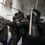 Grecia: Violentas protestas contra reforma de pensiones y nuevos impuestos