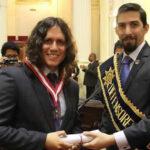 Gustavo Ratto recibe distinción internacional del Congreso