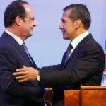 Hollande: Perú y Francia con bases sólidas para incrementar comercio