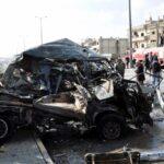 Siria: Se eleva a 184 la cifra de muertos por atentados en Damasco