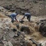 Huarochirí: Otro huaico cae en quebrada de Matucana y arrasa sembríos