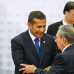 Ollanta Humala en La Habana: Perú y Cuba fortalecen vínculos