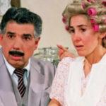 """Doña Florinda y el profesor Jirafales cantaron """"Somos cursis"""" (Video)"""