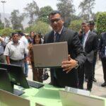 Serfor entrega equipos de vigilancia en Amazonía