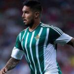 Liga BBVA: Juan Manuel Vargas anota de tiro libre en empate del Betis