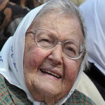Argentina: Muere a los 101 años una de las Madres de Plaza de Mayo