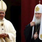 Papa se reunirá con patriarca ruso Kiril en Cuba el 12 de febrero
