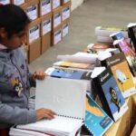 Minedu entrega textos en braille a más de mil estudiantes