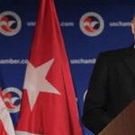 Ministro cubano de Inversiones dialogó con Cámara de Comercio de EEUU