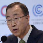 """Ban Ki-moon: En """"general"""" se cumple el alto el fuego en Siria"""