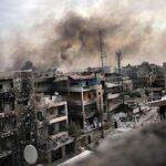 Siria: Aumentan bombardeos a horas del comienzo de la tregua