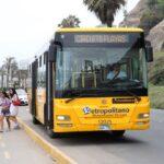 El Metropolitano: Más 91,000 personas trasladó a playas de la Costa Verde