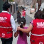 MIMP protege contra la violencia a 1,143 niños y adolescentes