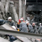 Rusia: 26 mineros atrapados en mina colapsada en círculo polar ártico