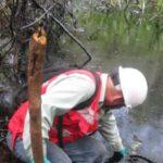 Derrame de petróleo: Minsa envía equipo para evaluación de agua y suelo